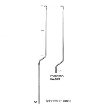 Dissector Hardy Esquerdo